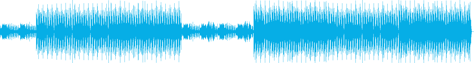 ダーク・ダーティー・EDM2の再生済みの波形