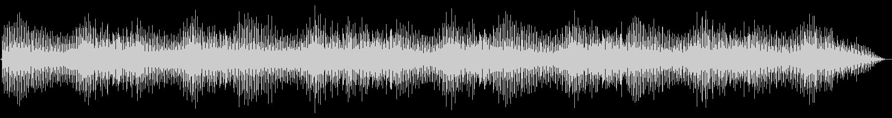 211_クリスマス ベル 鈴の音1の未再生の波形