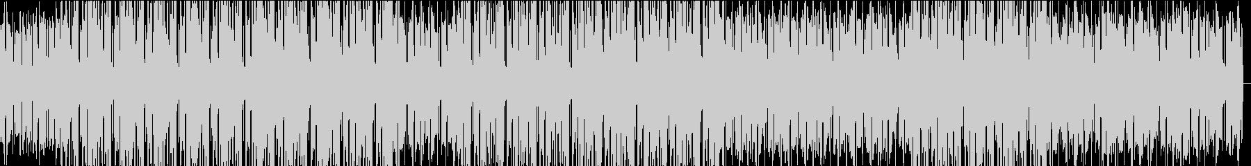 チルアウト・ヒップホップ・ソウルギターの未再生の波形