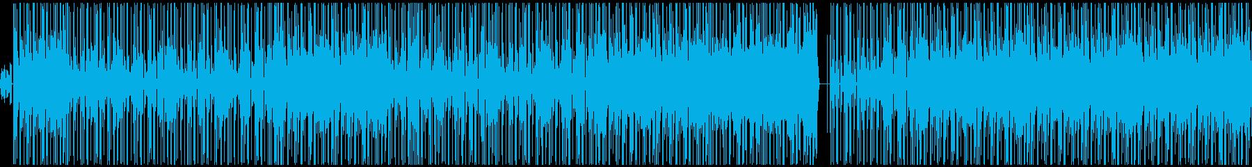 楽しく、幸せで、アップテンポで、ポ...の再生済みの波形
