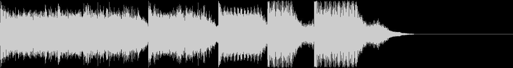 AI メカ/ロボ/マシン動作音 34の未再生の波形