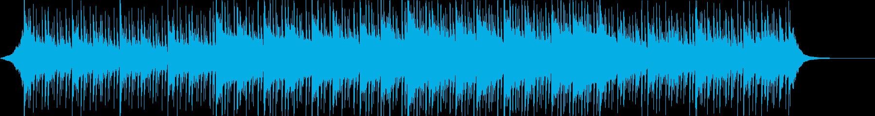 ショートverの再生済みの波形