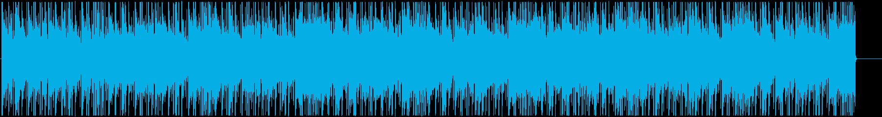 チルアウト ブルージーな渋めHIPHOPの再生済みの波形
