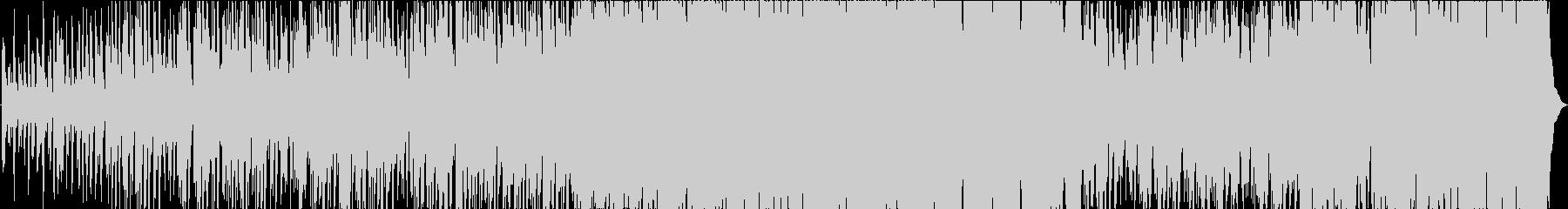 ミステリアスなムードから始まり、よ...の未再生の波形