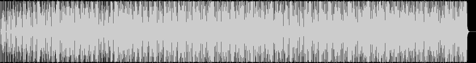 シンプルな生音系ファンク、ソウル。の未再生の波形