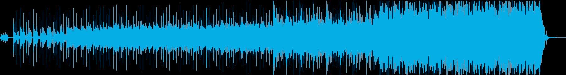 現代の交響曲 あたたかい 幸せ フ...の再生済みの波形