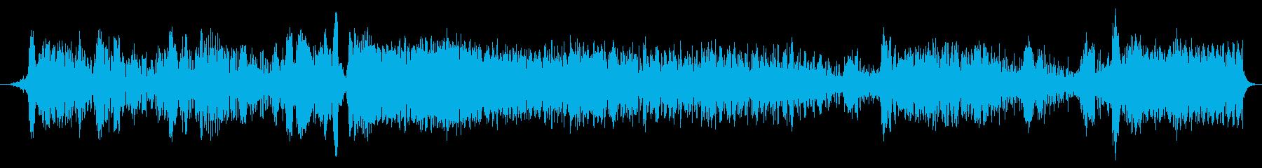 Pro Dragster:オンボー...の再生済みの波形