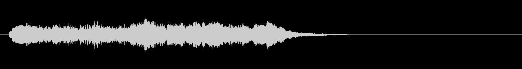 テーマ7:ピアノの未再生の波形