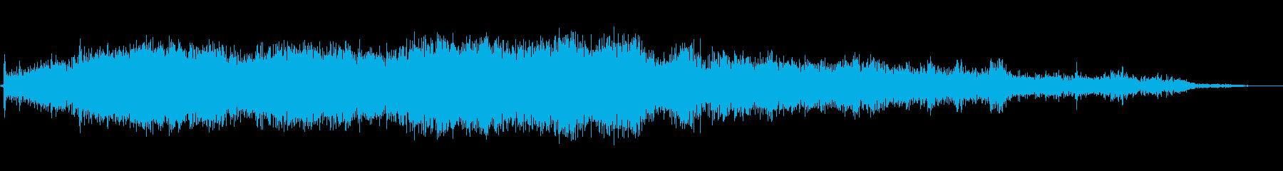 デルタロケット打ち上げ、SCI F...の再生済みの波形