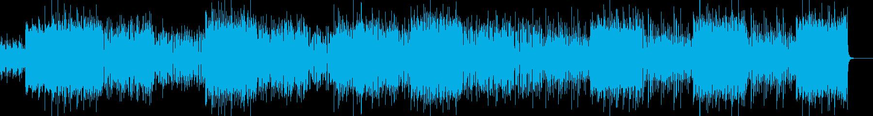柔らかなイントロから展開するスペクタクルの再生済みの波形
