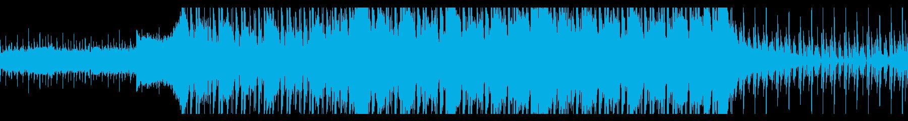 実験的な岩 バックシェイク 積極的...の再生済みの波形