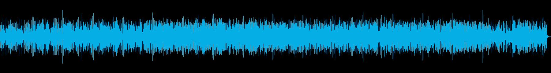 夜更けのBARで聴くJAZZバラードの再生済みの波形