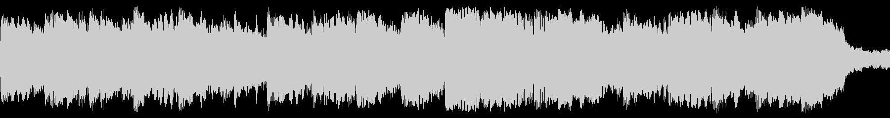 【ループBGM】癒しのミニオーケストラの未再生の波形