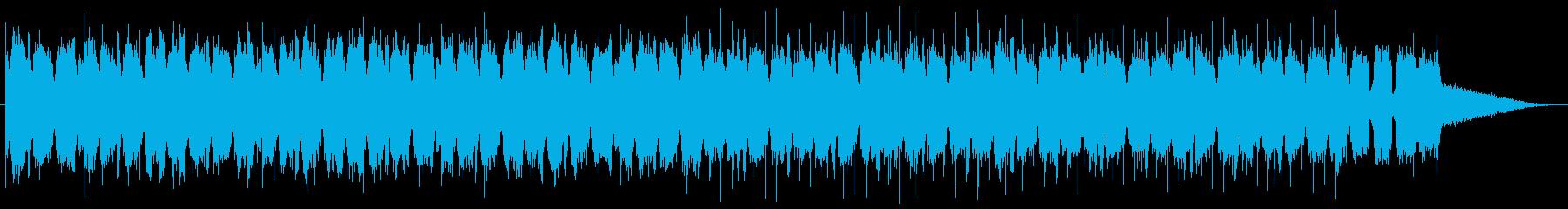 【ショート版】EDM ディスコおしゃれの再生済みの波形