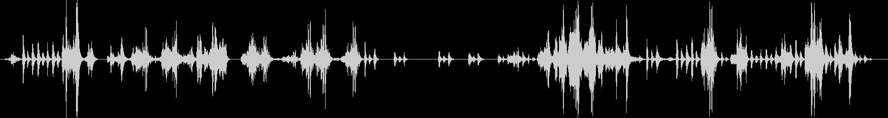 文字化けしたTribbleデータコ...の未再生の波形