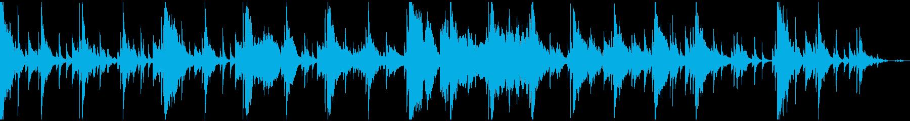 和風 お城境内に合うBGMの再生済みの波形
