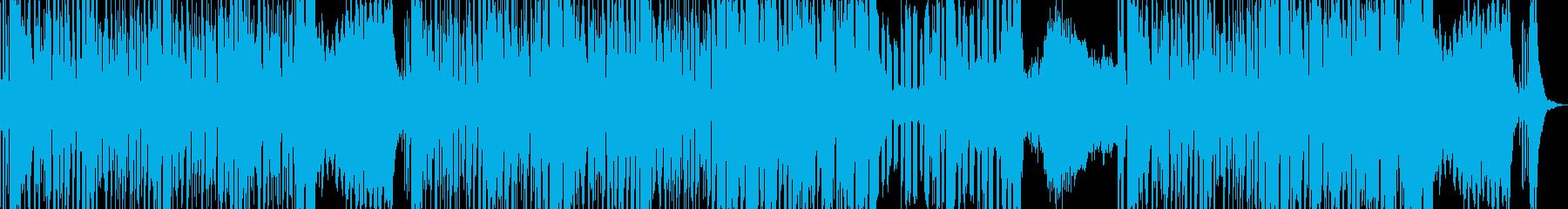 アーバンビートとオーケストラブレー...の再生済みの波形