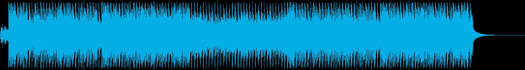ゲーム/パズル/可愛いエレクトロポップスの再生済みの波形