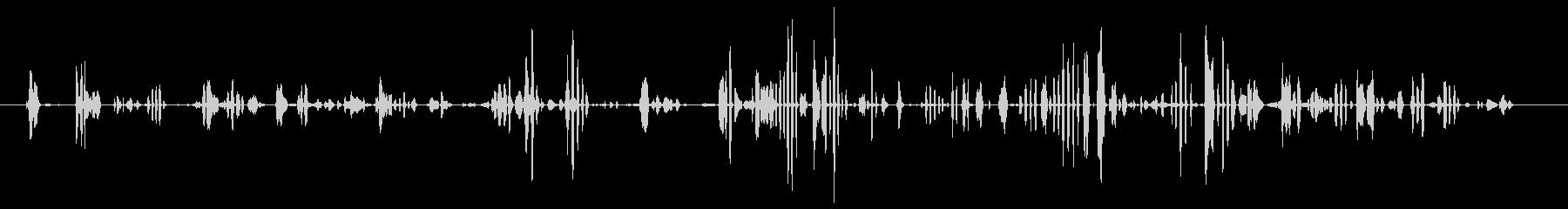 CHILD LAUGHING、GI...の未再生の波形