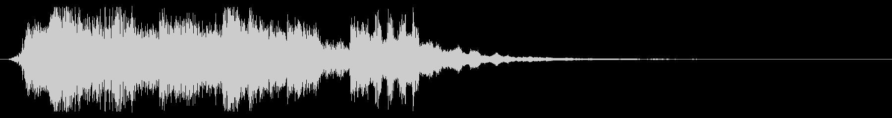 ジングル ダブステップ EDMの未再生の波形
