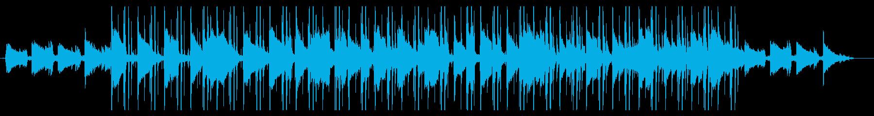 【生演奏】Lofi/Jazz/透明感の再生済みの波形