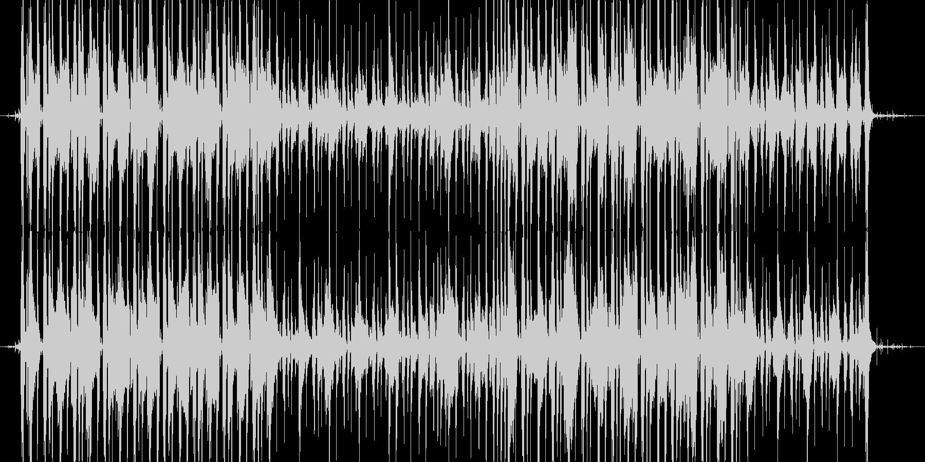 レトロ アクティブ 明るい リラッ...の未再生の波形