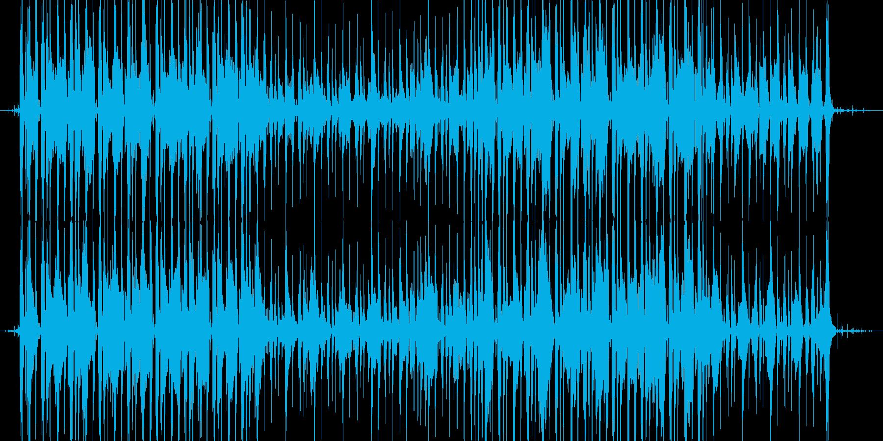 レトロ アクティブ 明るい リラッ...の再生済みの波形