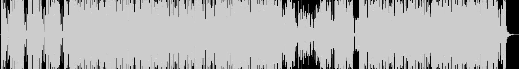 スラップベースがメインのロック曲です。の未再生の波形