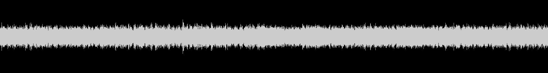 【生録音】ループで使える秋の虫の声 5の未再生の波形