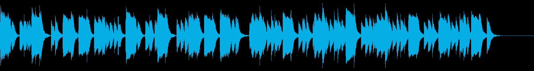 知育・料理・パズル・日常ピアノ24Aの再生済みの波形