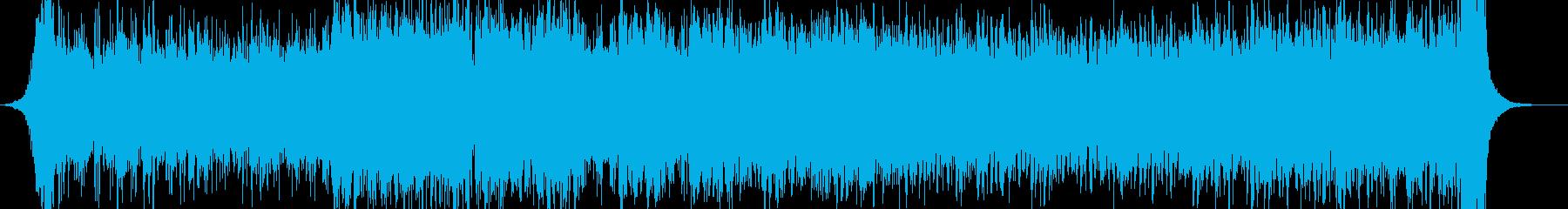 高エネルギーのオーケストラアクショ...の再生済みの波形