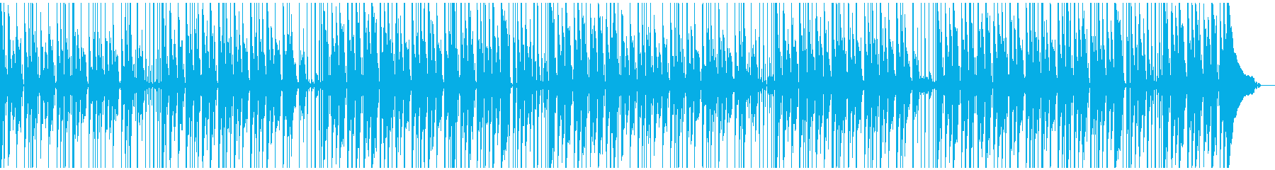 風変わりな、ルーシーな楽器のキュー...の再生済みの波形
