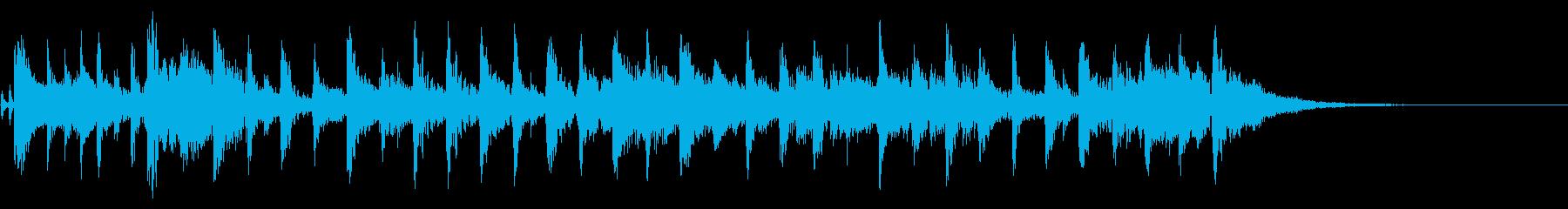 ずるいの再生済みの波形