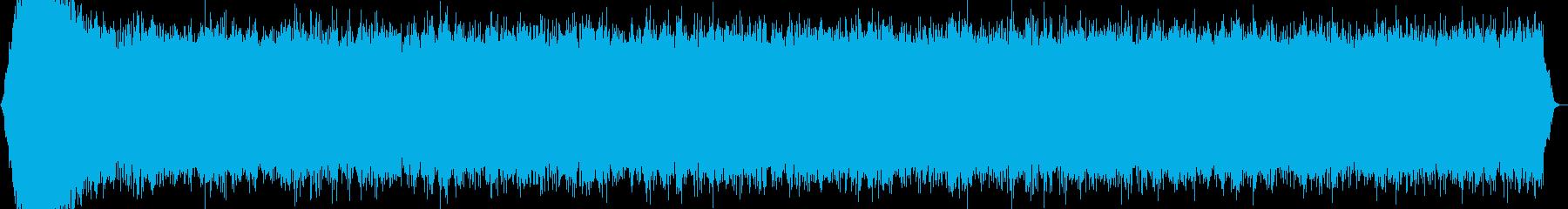 動画3 事件・ニュース・サスペンスの再生済みの波形