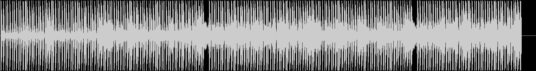 明るいダンスホールレゲエ アフロビートの未再生の波形