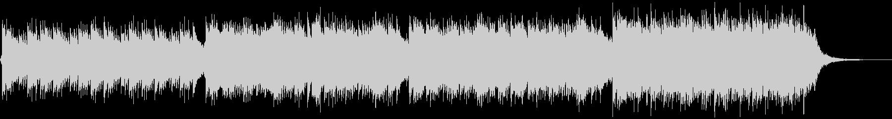 企業VP映像、154オーケストラ、爽快Hの未再生の波形