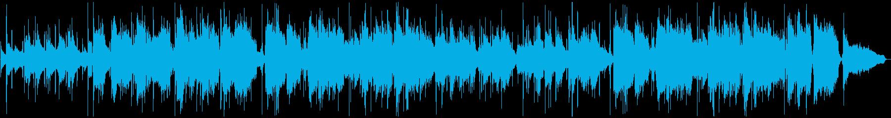 優しくも切ないサックスのジャズバラードの再生済みの波形