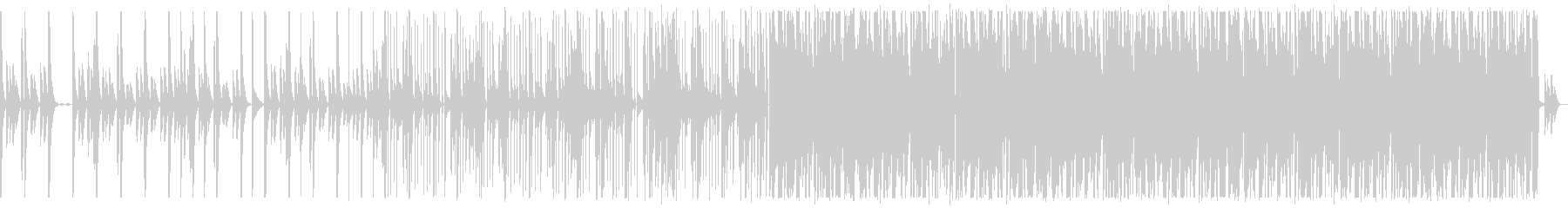 フューチャーベース_No627_3の未再生の波形