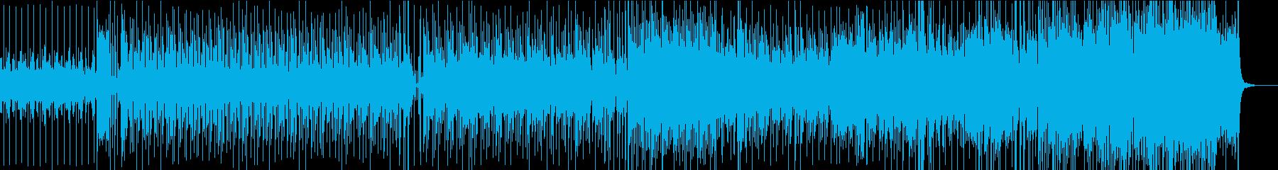 都会的な洗練されたスムースジャズの再生済みの波形