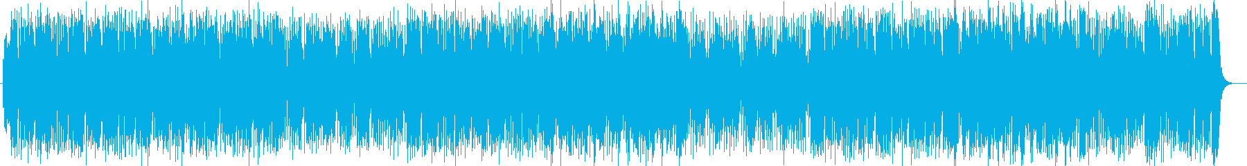 可愛く軽快なピアノポップスの再生済みの波形