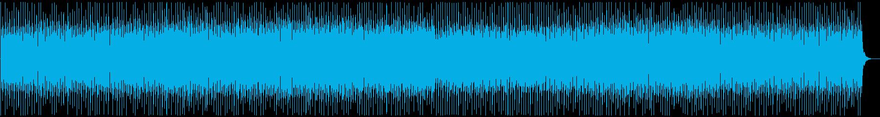 医療・科学・データ系 明るめの再生済みの波形