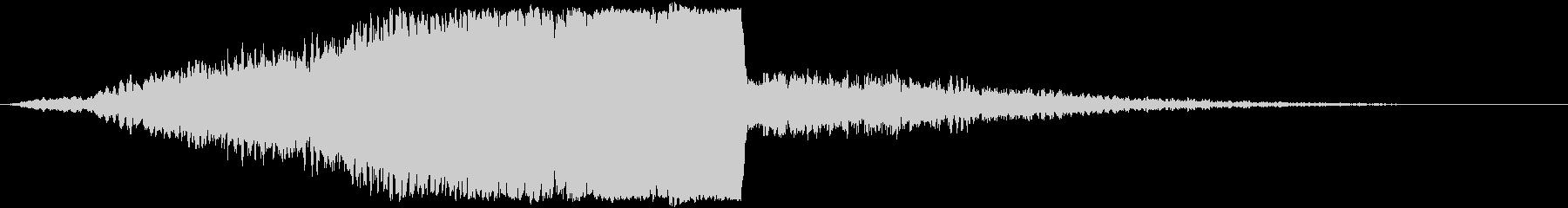 【タイトル】ダークシンセサウンド_10の未再生の波形