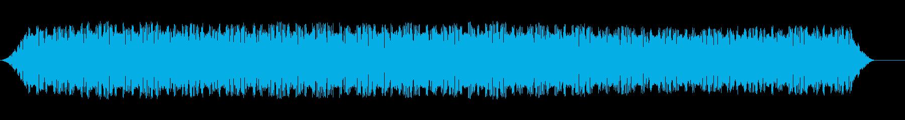 ネオンドローン2の再生済みの波形
