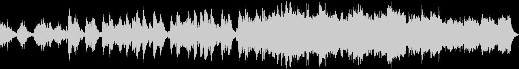 オーケストラ楽器。魔法のファンタジ...の未再生の波形