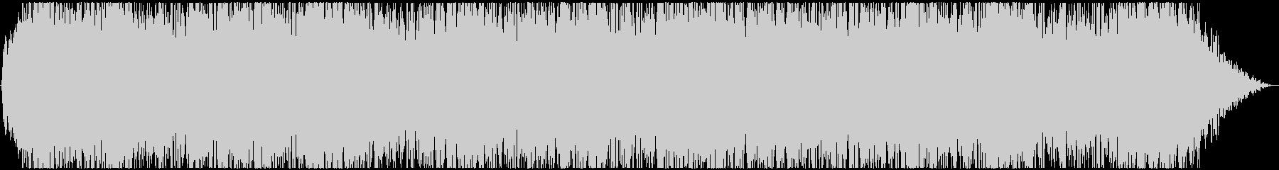 イメージ 地獄の声04の未再生の波形