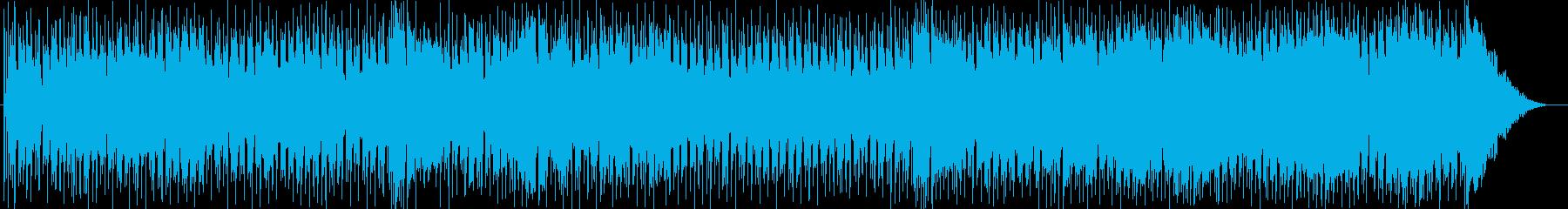 哀愁感漂うメロディアスなエレキサウンドの再生済みの波形