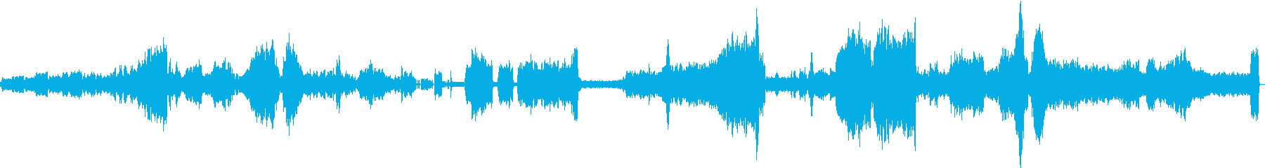 リヒャルト・ワーグナーのカバーの再生済みの波形
