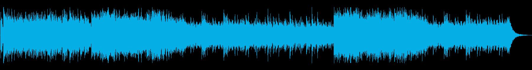 オーディオドラマ向けBGM/航海の再生済みの波形