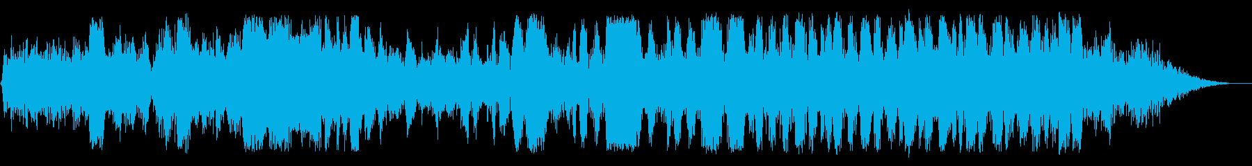 暴走族 02の再生済みの波形
