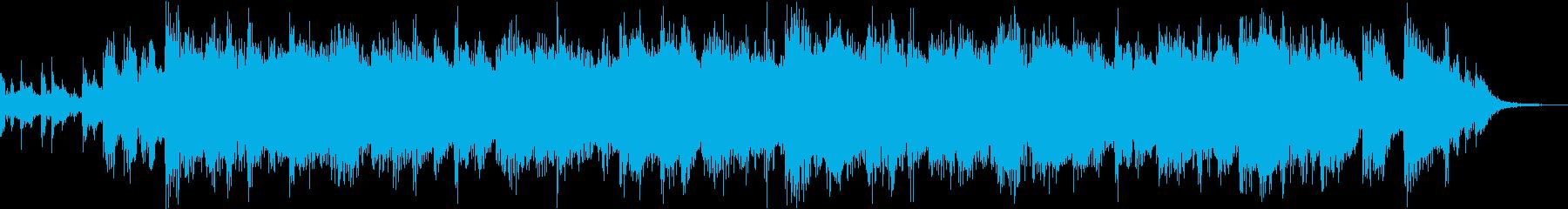 陽気なカントリーフィドルCM軽快疾走感hの再生済みの波形
